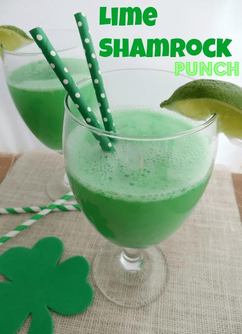 Lime-Shamrock-Punch