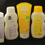 Introducing Weleda's Baby line with Giveaway CAN