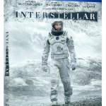 INTERSTELLAR Blu-ray Combo Pack