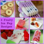 6 Fruity Ice Pop Recipes