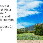 See you at the #InsuranceThatFits Twitter Chat on August 24!