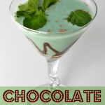 Mint Chocolate Martini Recipe