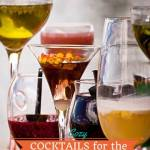 Cocktail Recipes for the Holidays