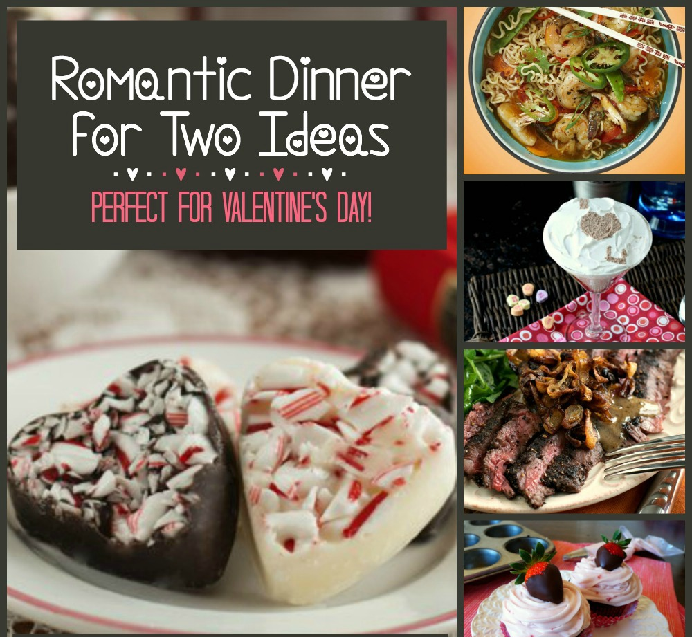 Romantic dinner for two ideas perfect for valentine 39 s day for Valentines dinner party ideas