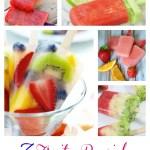 7 Fruity Popsicles for Summer