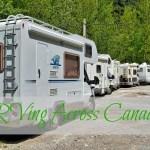 RVing Across Canada