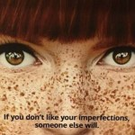 My Freckles are NOT Imperfections! They are Unique & Beautiful #Ginger
