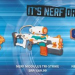 Family fun this Fall with NERF (Giveaway)
