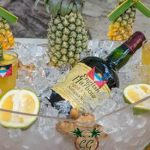 THE PRINCE'S GINGER COCKTAIL #PrinceHarryAntiguaBarbuda