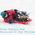 Free Things for Families in the Winter
