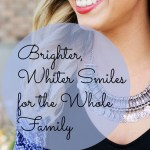 Brighter, Whiter Smiles for the Whole Family #ChurchAndDwight
