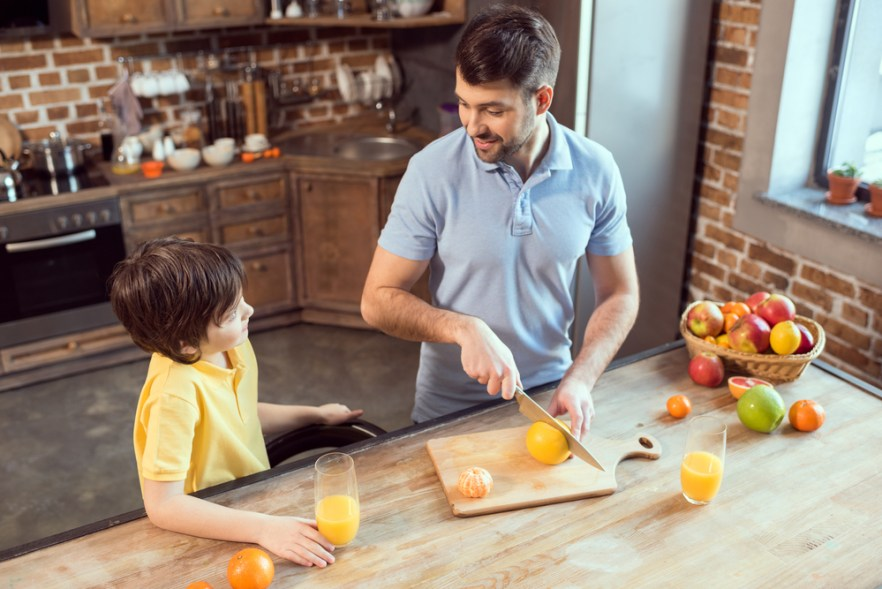 Putting Your Family's Health First
