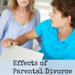 Effects of Parental Divorce on Young Adults