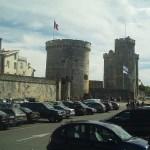 La Rochelle. Torres del Puerto Viejo