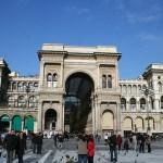 Galería de Víctor Manuel II (Milán, Italia)