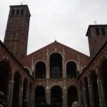 Basílica de San Ambrosio (Milán, Italia)