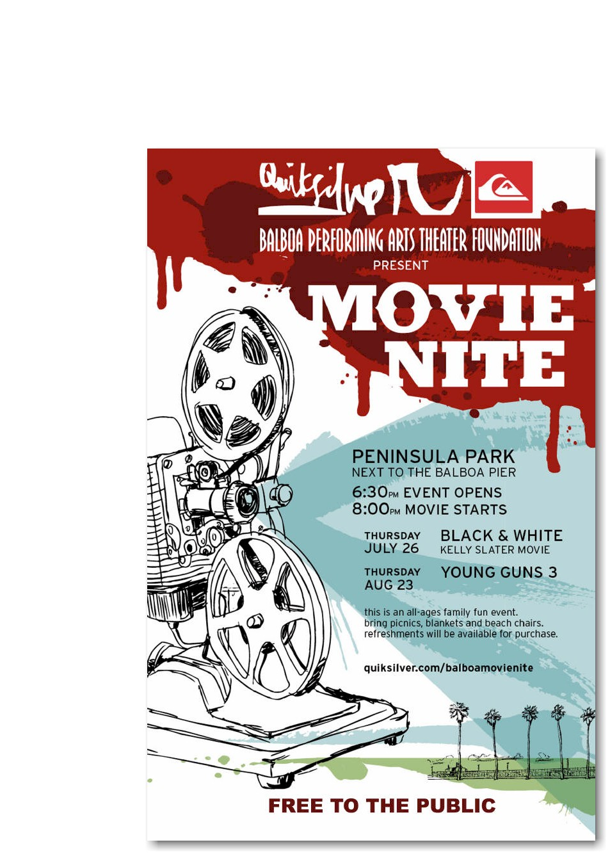 Movie Night Flyer Template Movie Night Flyer Template Movie