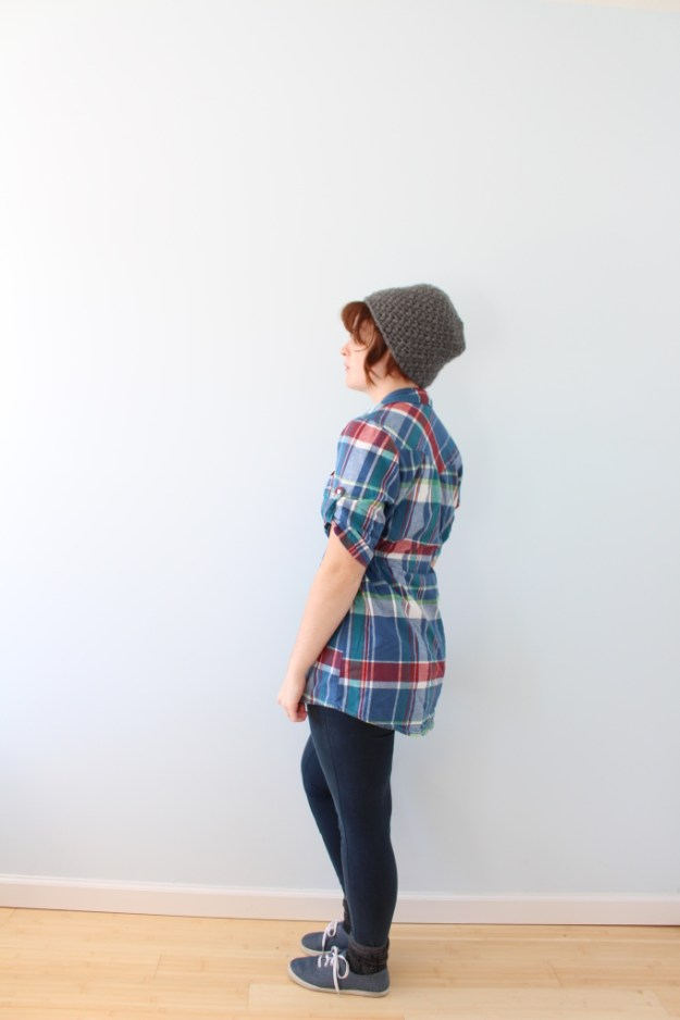 fitted flannel 2