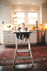 4moms high chair! - Tales of Me and the Husband