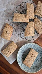 Easy multigrain seed crackers recipes