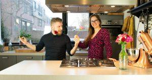 Jamie & Olivier Mystery Baking Challenge 6