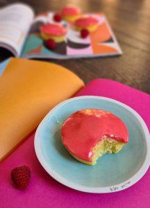 Recipe Roze koeken - Dutch Pink cakes