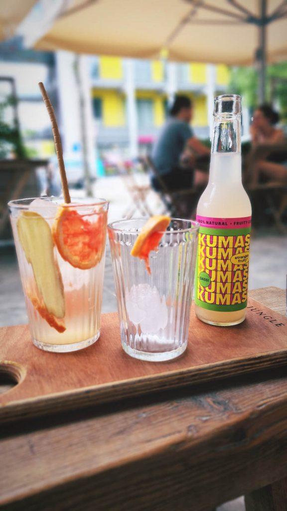 Kumasi drinks