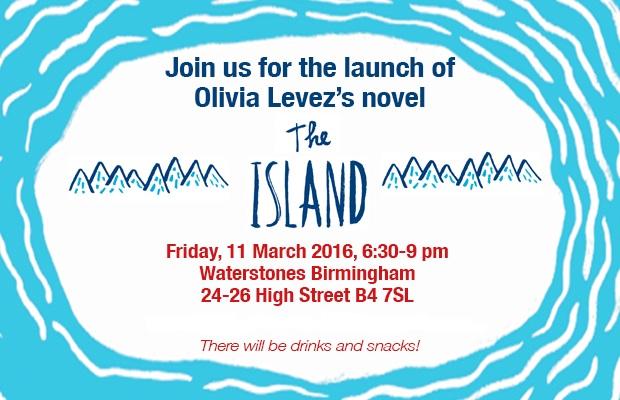 The Island Launch invitation2