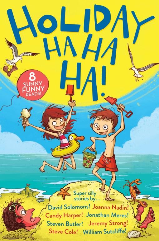Holiday Ha Ha Ha! cover.indd