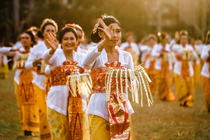 Bali Indonesian Culture dance