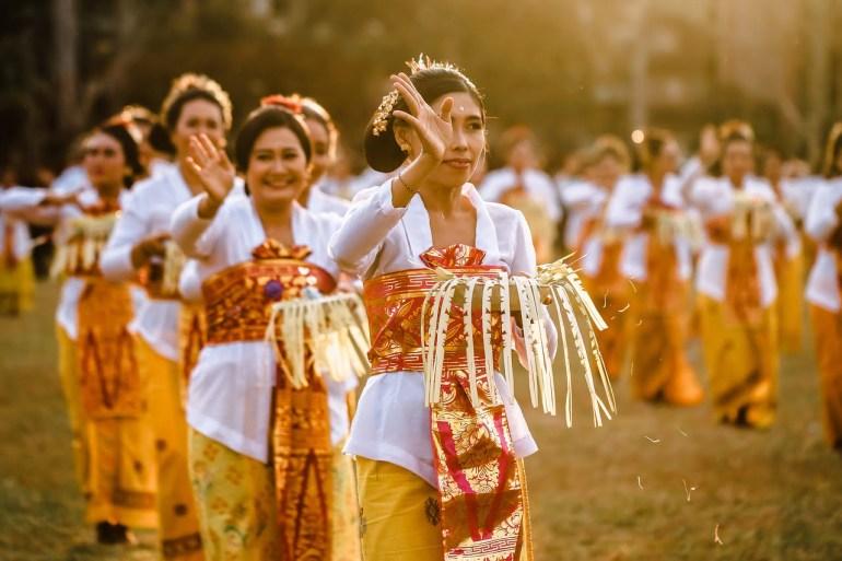 Bali Indonesian Culture dance