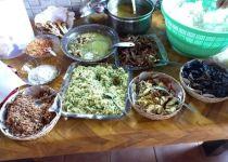 Balinese Lawar buffet