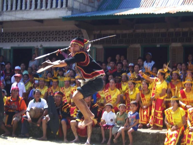 Cultural War dance of Nias