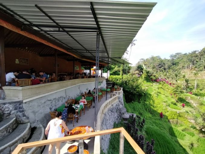 view of cafe dewi