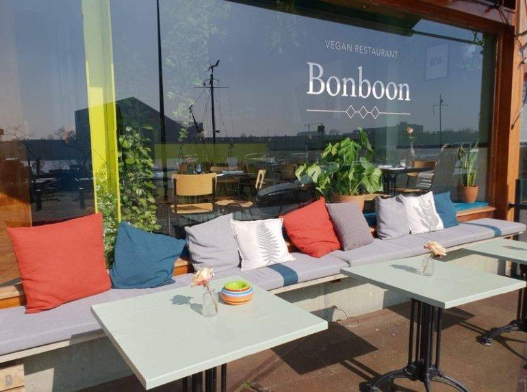 Bonboon Vegan restaurant