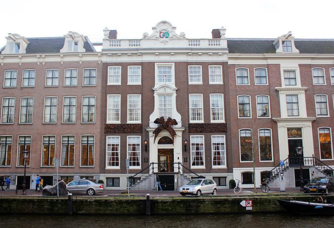 Waldorf Astoria Amsterdam, on of the best 5 star hotels in Amsterdam