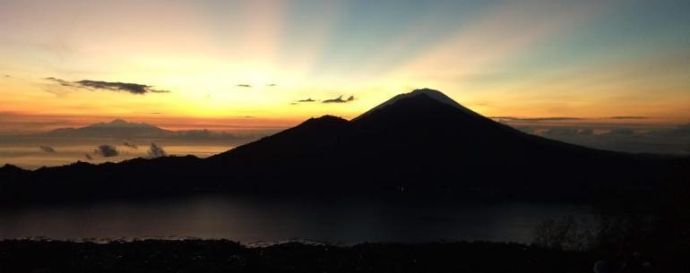 Bali Mount Batur sunrise trek