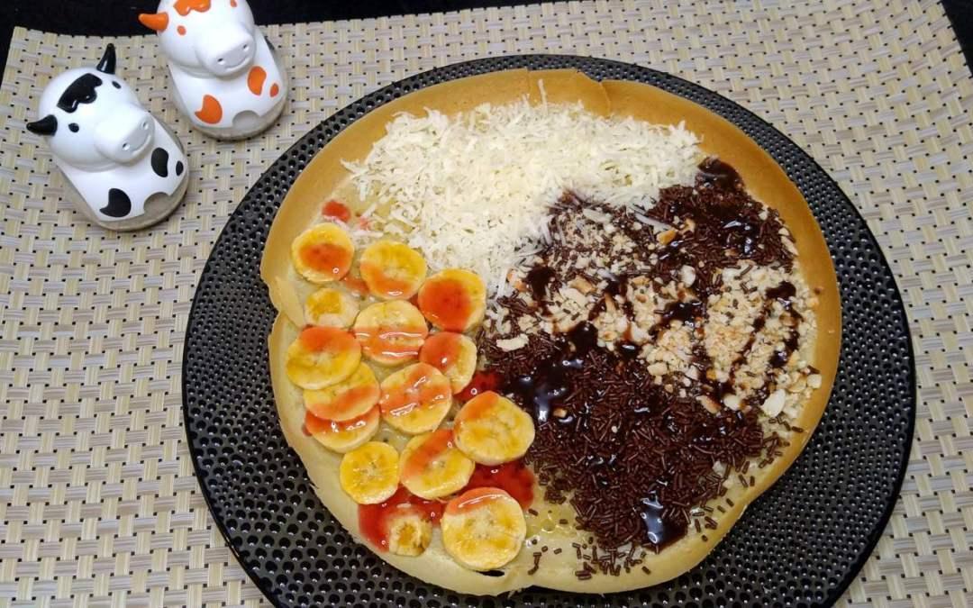 Sweet Martabak Recipe from Bali Indonesia