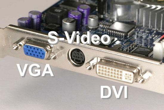 VGA vs DVI