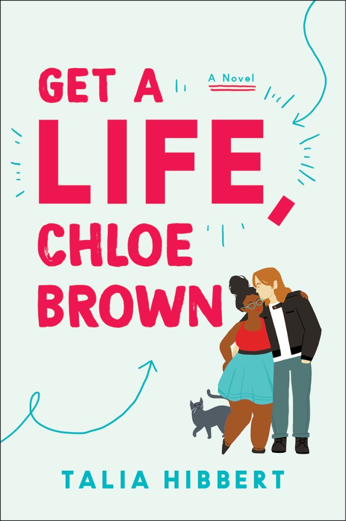 Get a Life, Chloe Brown, an interracial romcom