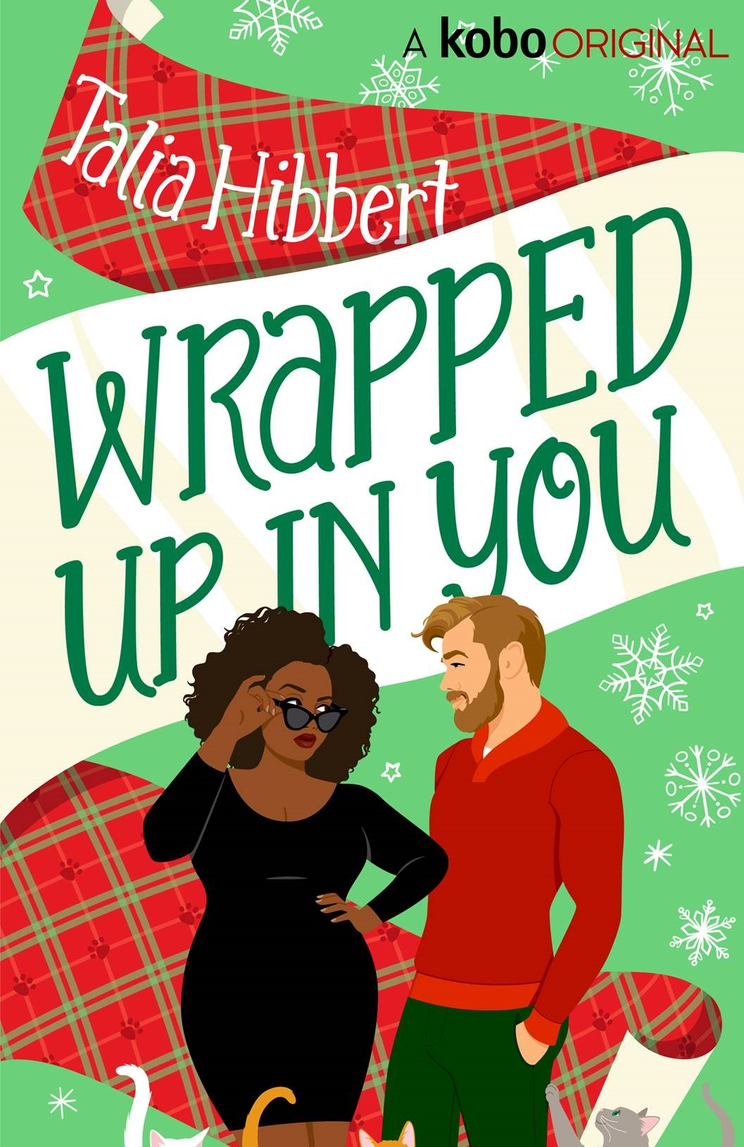 Wrapped Up In You - Talia Hibbert