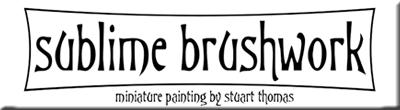Sublime Brushwork