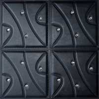 LT89 Faux Leather Panel - Talissa Decor - Wall Panels