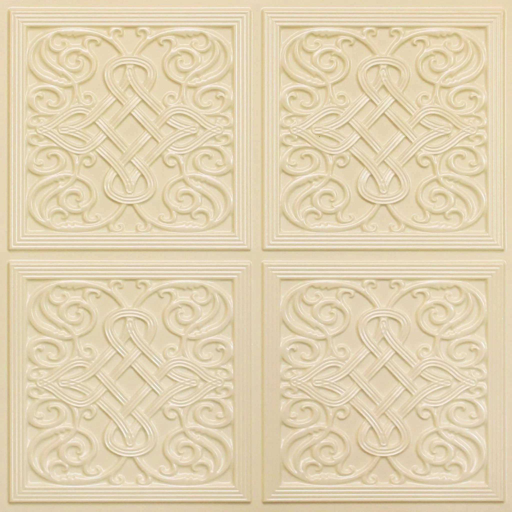 245 Faux Tin Ceiling Tile