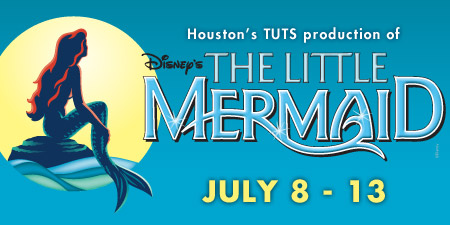 The Little Mermaid is Playing at The Fox Theatre Through July 13th