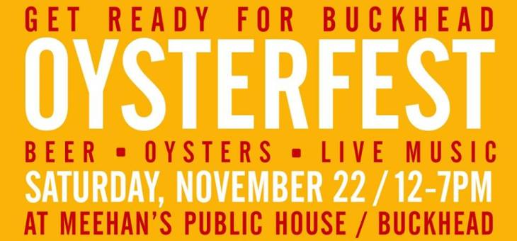 Fall Favorites: Buckhead Oysterfest