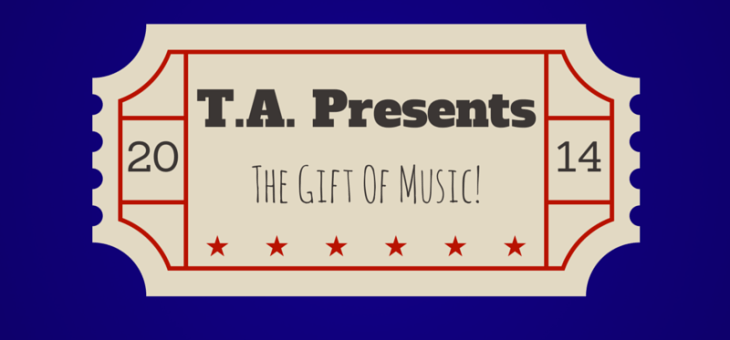 Give The Gift Of Live Music This Holiday Season!