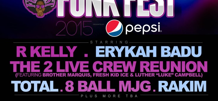 Show Preview: Funk Fest @ Wolf Creek Amphitheater 5/15-5/16