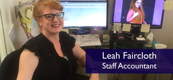 TA Behind The Scenes: Meet Leah Faircloth, Freshtix Funds Fairy
