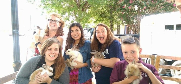 TA Friday Happy Hour: Petting Zoo Style!
